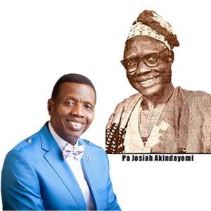Pa Akindayomi & Adeboye
