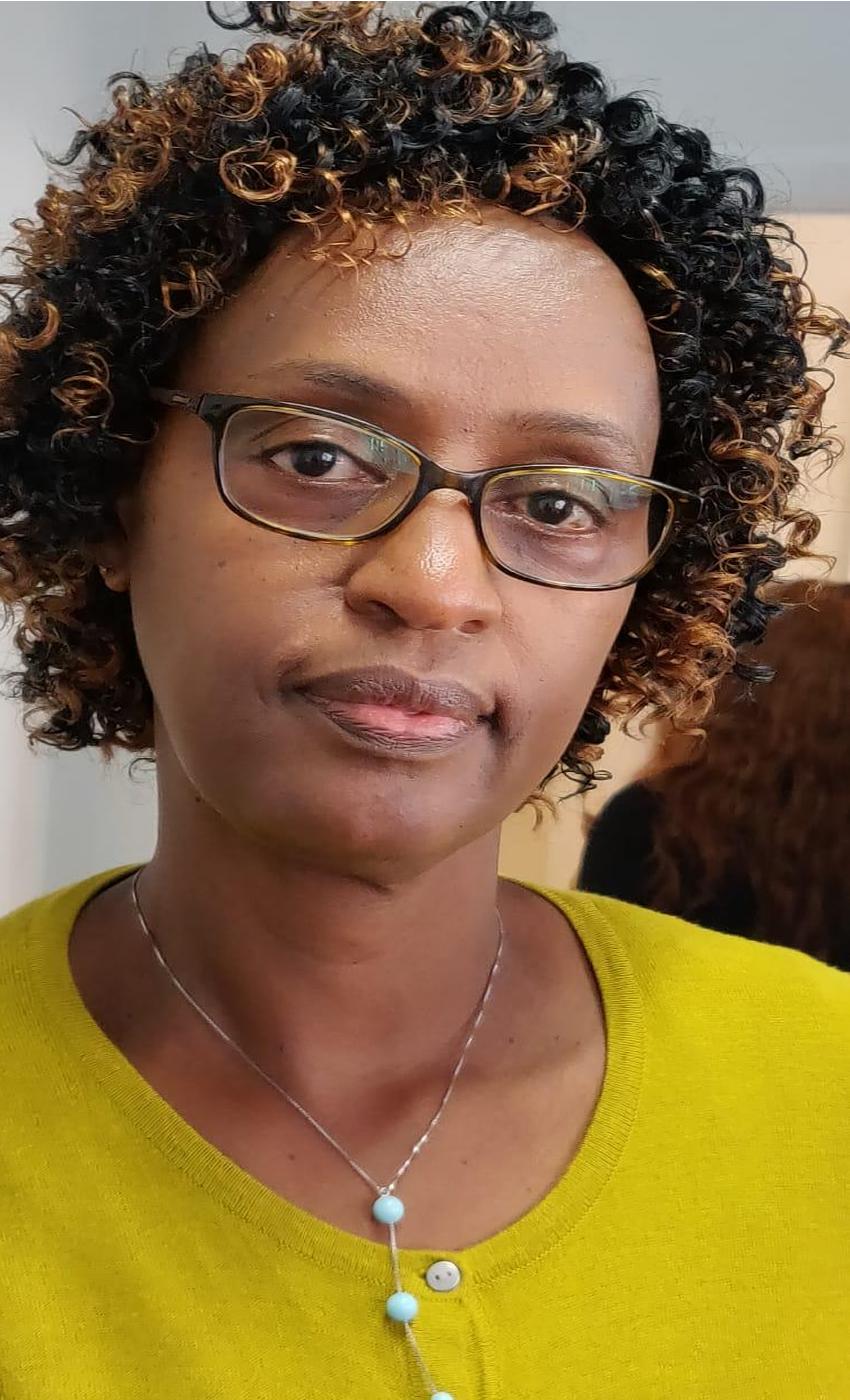 Sis. Stella Kabibi-Nabaasa