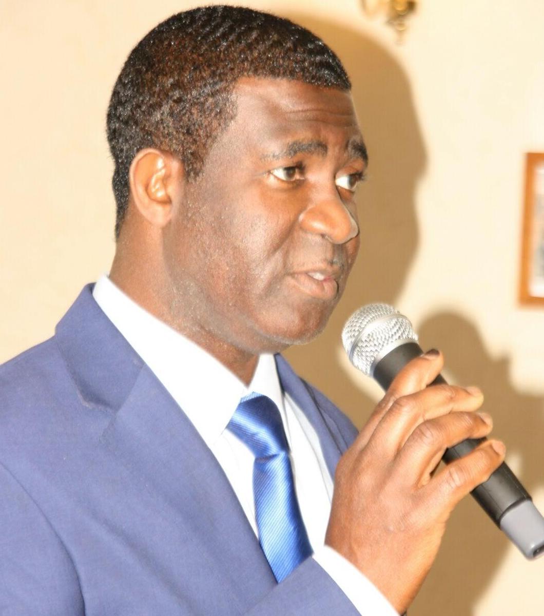 Pastor Rufus Araoye