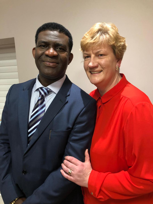 Pastor & Pastor (Mrs.) Rufus Araoye