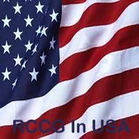 RCCG NA, USA